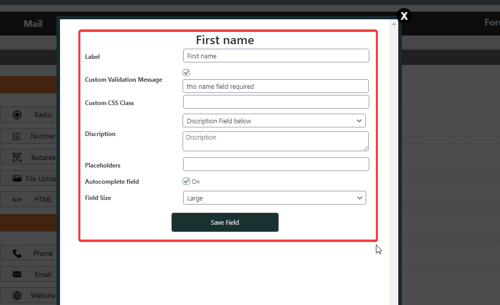Si Contact form 7